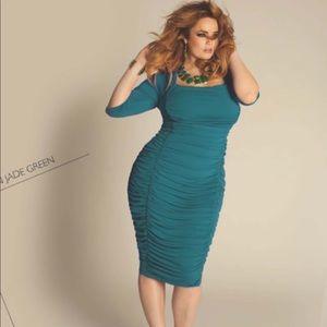 Igigi by Yuliya Raquel Remata wiggle dress